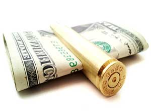money-bullet